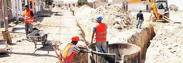 Agua y saneamiento para 9 mil nuevas viviendas