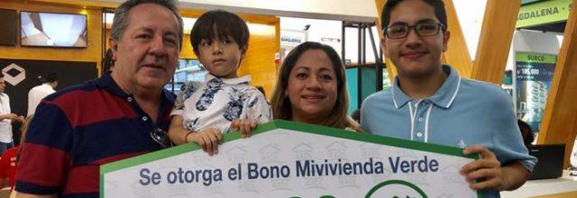 Bono Verde tendrá acceso a 150 millones de euros para financiar 7,000 viviendas