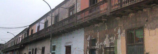 Monumentos de Lima en mal estado