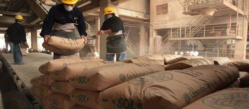 Aumenta consumo interno de cemento