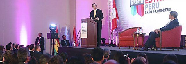 Presidente Vizcarra insta a desterrar la corrupción (Video)