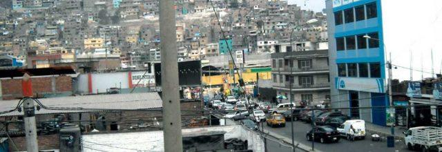 Terremoto afectaría seriamente A 800 mil viviendas en Lima