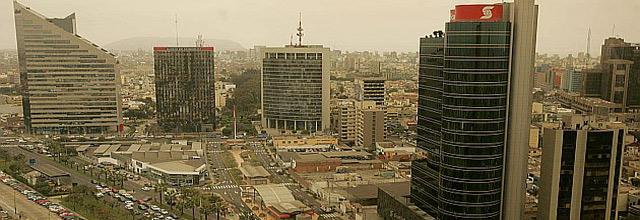 JP Morgan prevé una fase más baja de crecimiento para Perú, cercano al 5%