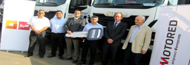 Graña y Montero con nuevos Iveco Trakker