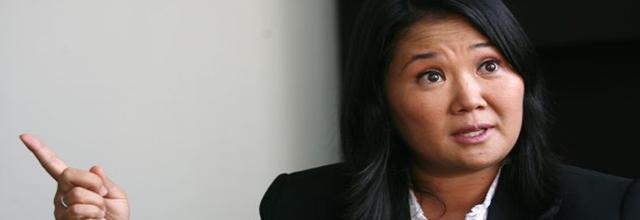 Keiko: ¿A cambio de qué la Confiep defiende a Gobierno?