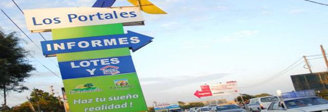 Banco de terrenos de Los Portales es de 81 hectáreas