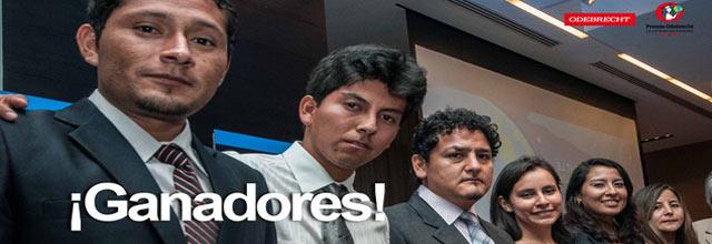 Estudiantes fueron premiados por proyectos de desarrollo sostenible