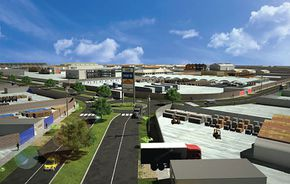 Zona industrial en Lurín impulsará el desarrollo de proyectos inmobiliarios