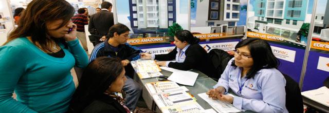 BCP: «Ingresan más solicitudes de hipotecas pero se aprueba un menor número»