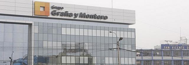 Familia Solari de Chile aumenta participación en Graña y Montero